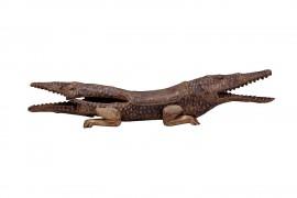 Sitzbank Alligator