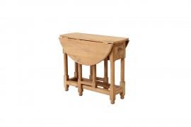 Tisch Gateleg Rund