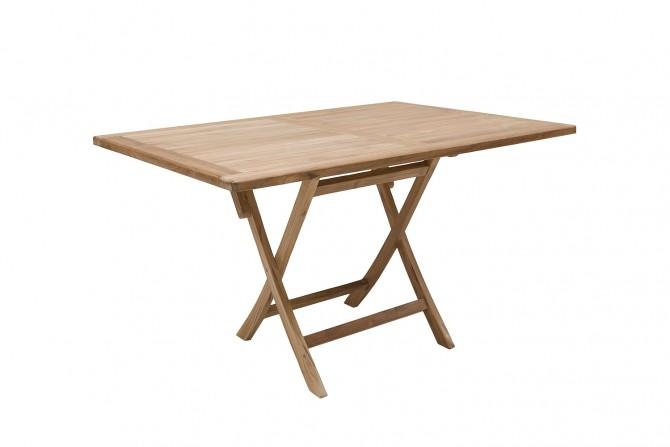 Gartentisch, Easy Rund, Teakholz, Gartenmöbel, Nach mass