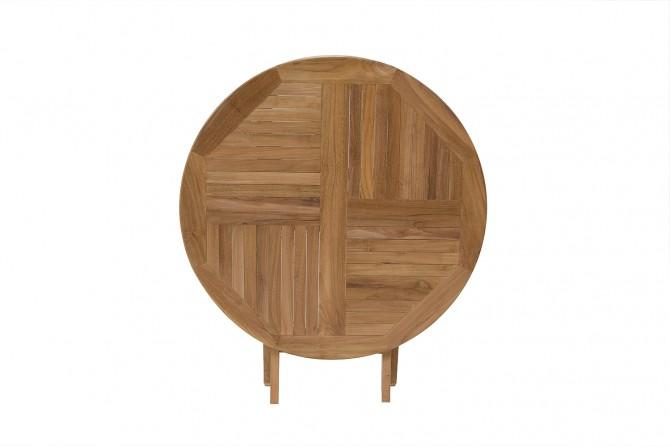 Tisch Easy klappbar rund