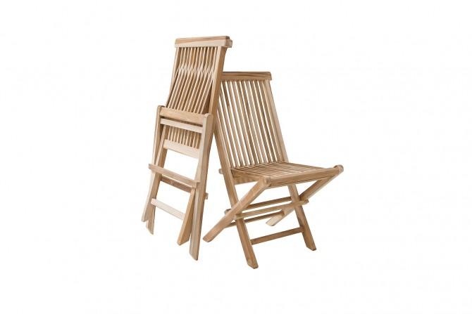 Massivholz Stuhl