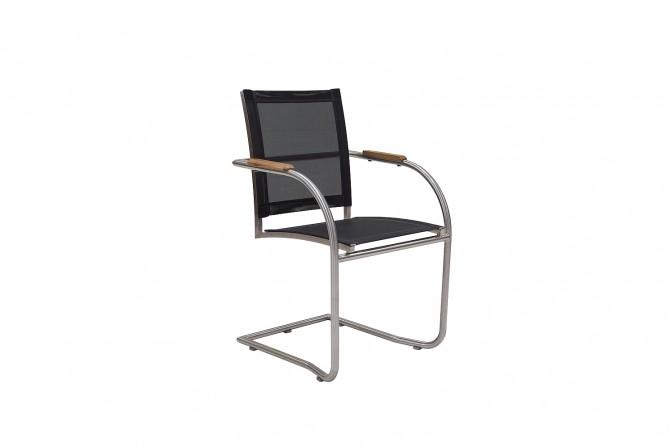 Stapelstuhl Sky, edelstahl, gartenstuhl, outdoor, stuhl