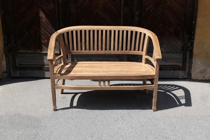Sitzbank Außenmöbel