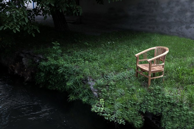Gartenstuhl wetterfest