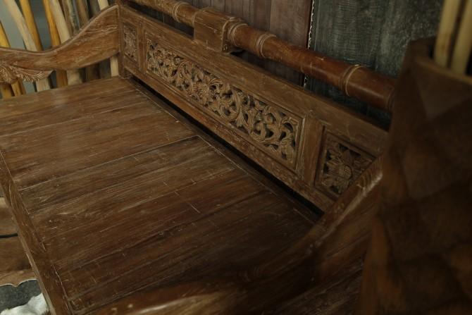 Sitzbank Ethno-II