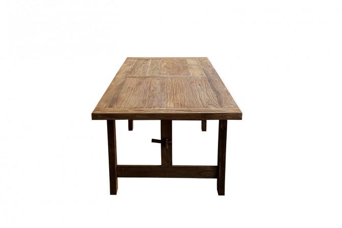 Teakholz Tisch günstig