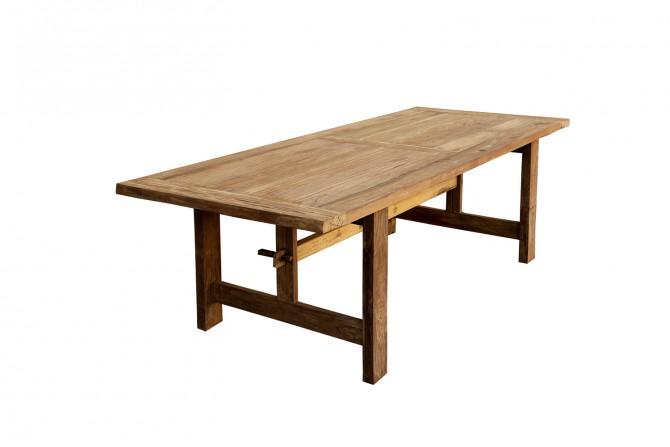 Teakholz Tisch Indoor