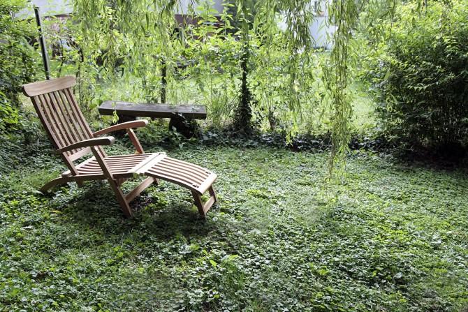 Garten liegestuhl bequem