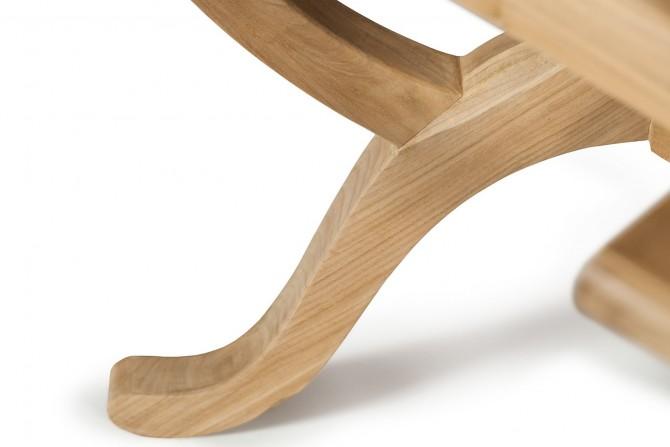 Tisch Astor Oval OD Ausziehbar