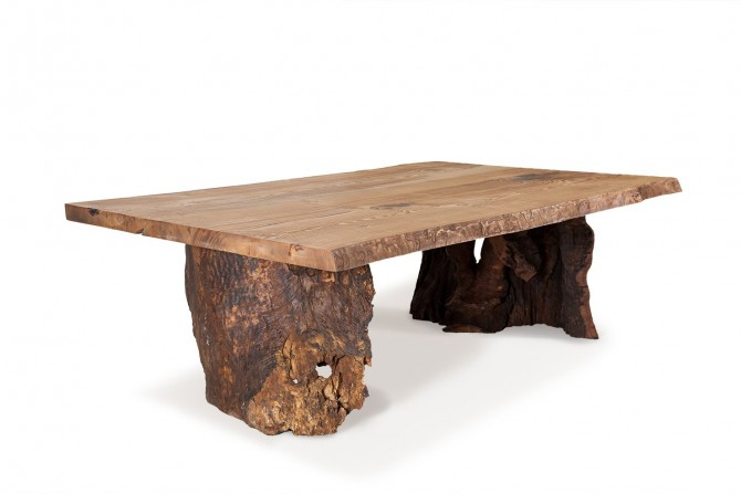 Massivholztisch günstig