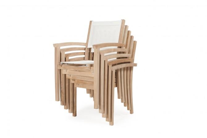Gartenstühle stapelbar