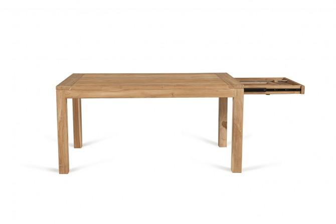 Massivholztisch ausziehbar günstig