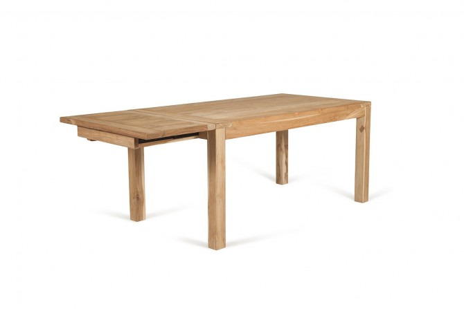 Ausziehbarer Tisch wetterfest