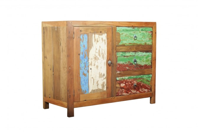 Sideboard, varna, teakmöbel, indoormöbel