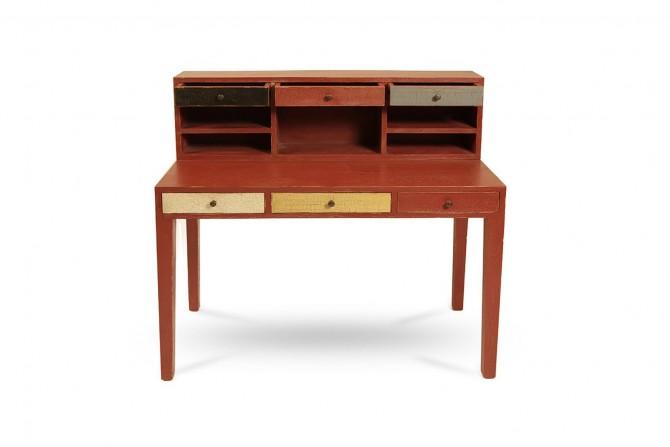 Massivholz Schreibtisch
