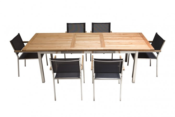 Gartentisch, Teakholz Tisch, Möbel für den Garten, Terrassentisch, Gartentisch nach Maß, Tisch in Sonderformat bestellen, Gartenmöbel online kaufen, Möbel nach Maß