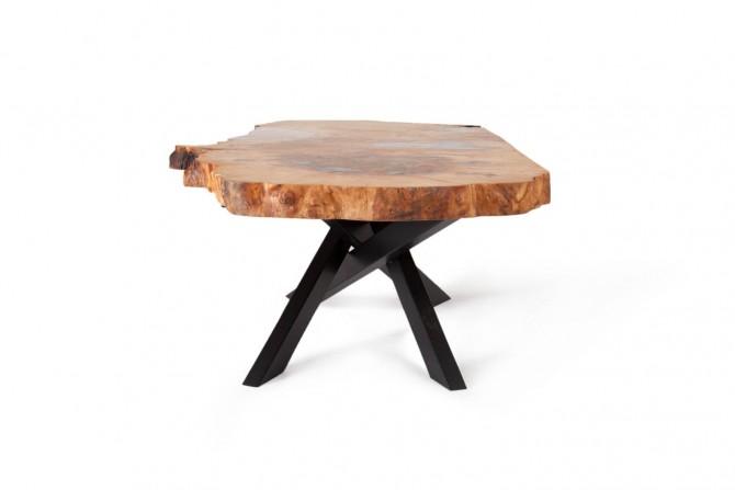 Massivholztisch nach Maß