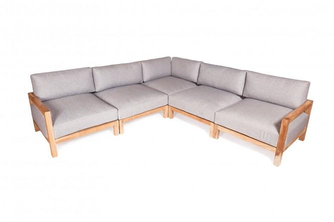 teak Lounge möbel für garten und Terasse