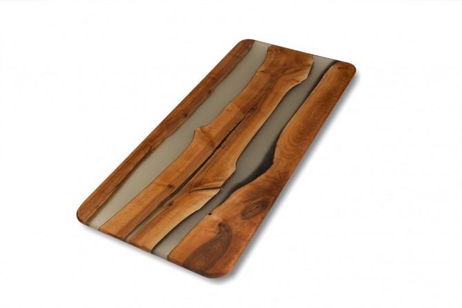 nusstisch platte, esstisch holzplatte, massivholztisch mit epoxidharz, esstisch 200 cm, nussholz tisch,