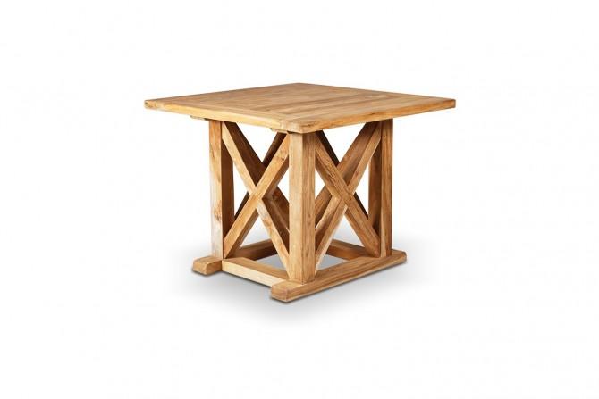 Gartentisch, aus teakholz, nach mass, teakmöbel, teakholz