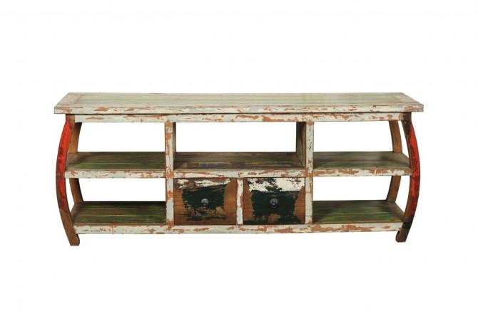 tvboard sideboard vollholz