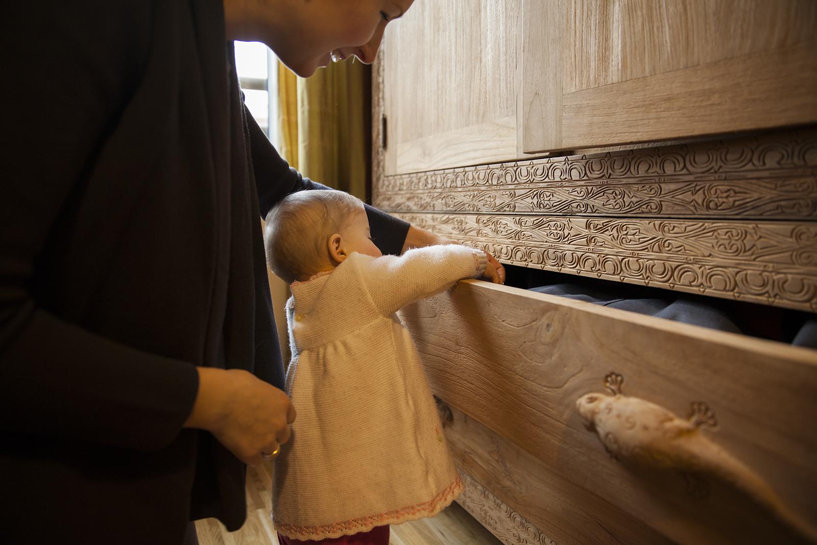 Gesunder Holz für Kinder